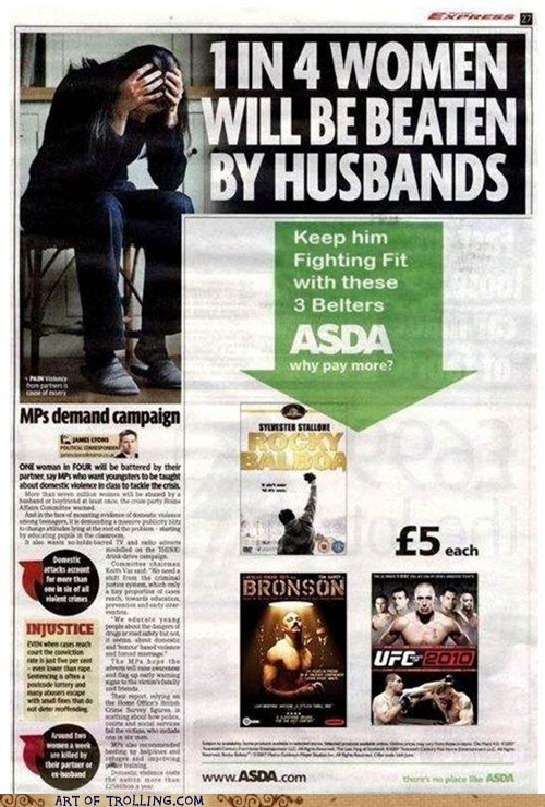 ad placement fail