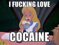 cocaine alice