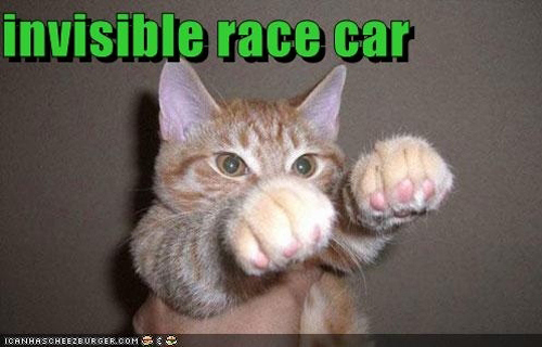 invisible race car - pichars.org
