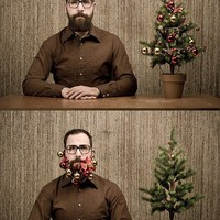 decorate the beard