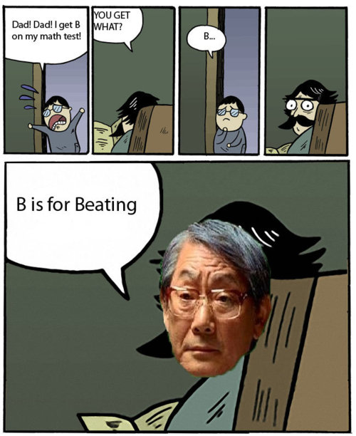 b is for beating - pichars.org