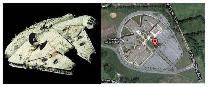 parkland high school vs millenium falcon