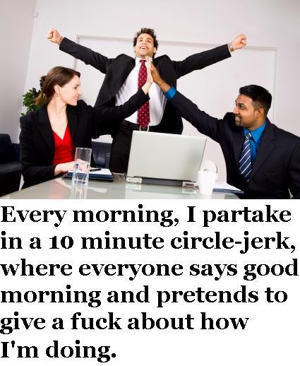 every morning... - pichars.org