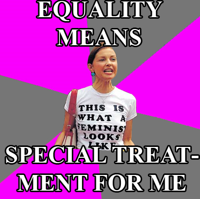 feminist argument on equality