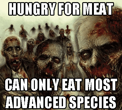 hungry for meat and you can only eat humans - pichars.org