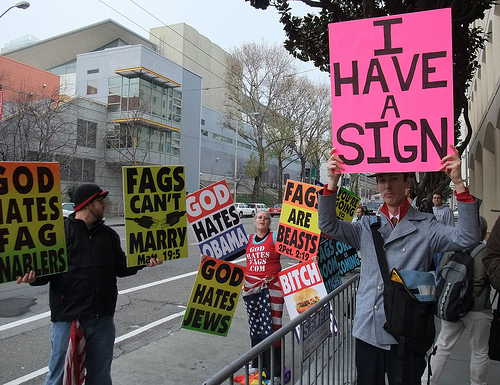 protest: i have a sign