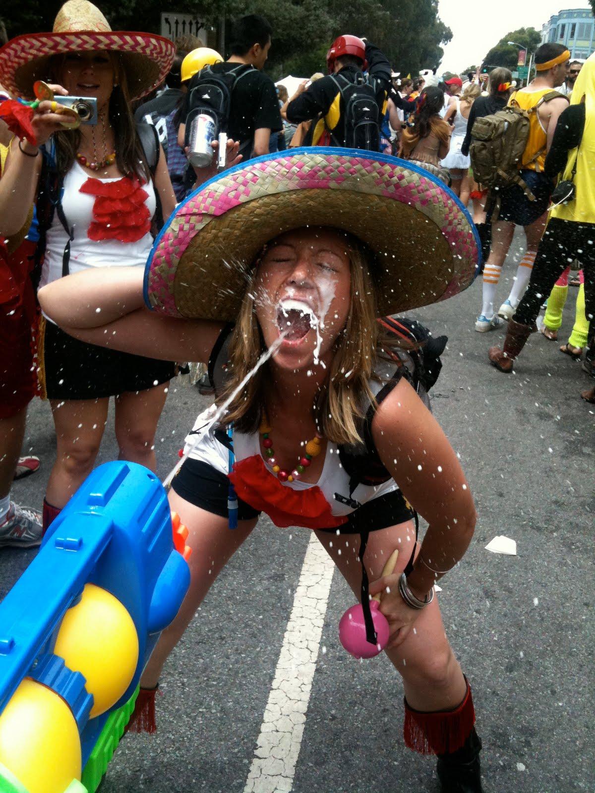 Приколы самых сексуальных пьяных девочек 6 фотография