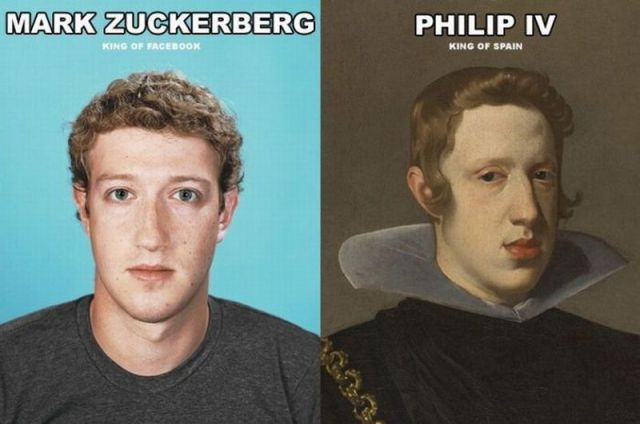 mark zuckerberg vs king of spain - pichars.org