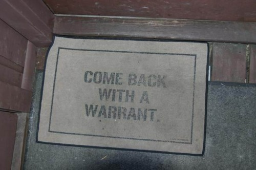 come back with a warrant - pichars.org