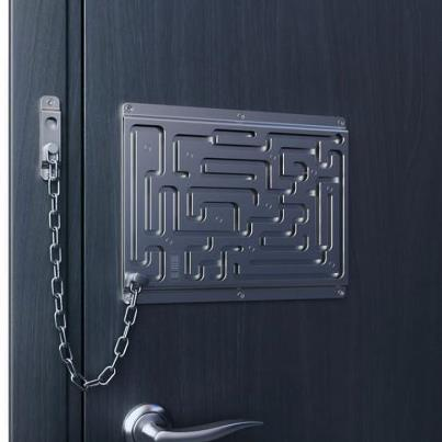 Anti-drunk door lock - pichars.org
