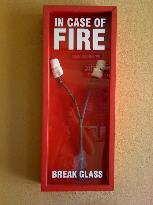 In case of fire... - pichars.org