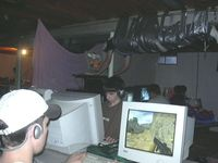 awesome lan party workstation